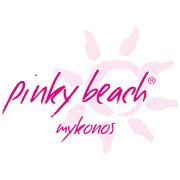 Pinky beach logo